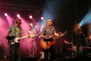 Putten4One 2010 met Kees Kraayenoord + band